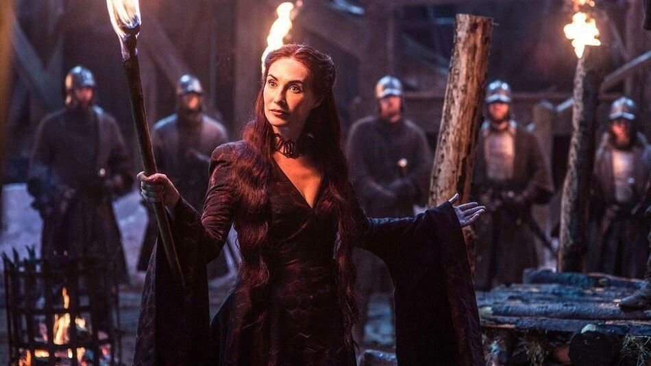 melisandre gameofthrones - Análise do episódio 6x01 de Game of Thrones: The Red Woman
