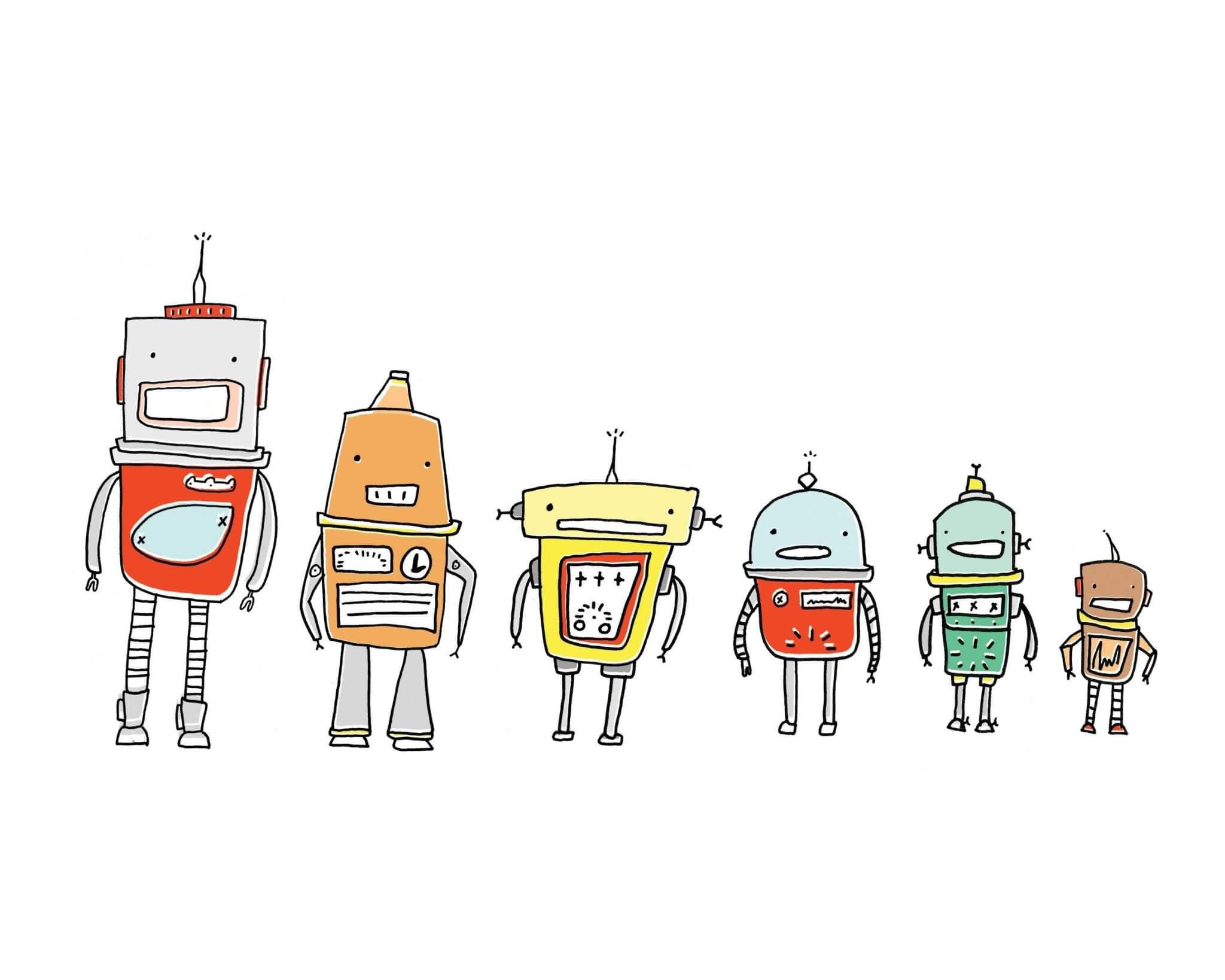 bots robots