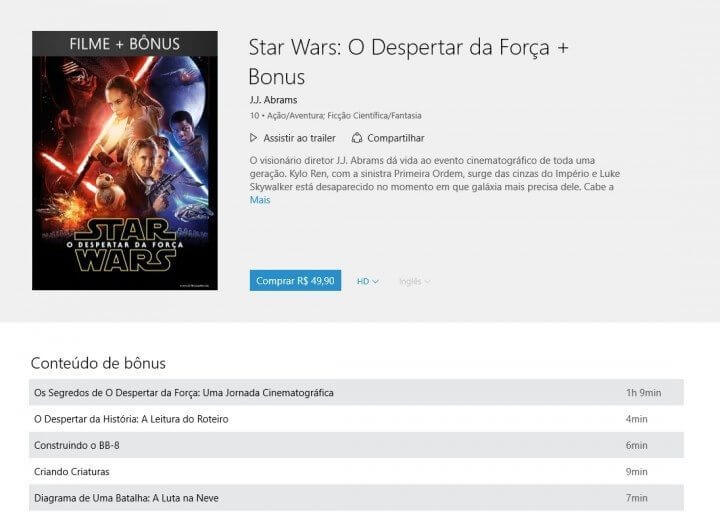 screenshot 9 720x512 - Star Wars: O Despertar da Força é o filme mais vendido da Amazon em DVD e Blu-Ray