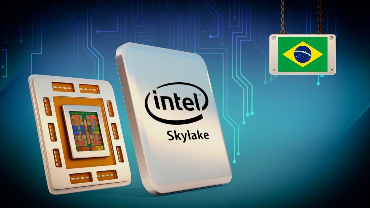 smt intel6gen capa - Olhando para o futuro, Intel lança 6ª geração de processadores no Brasil