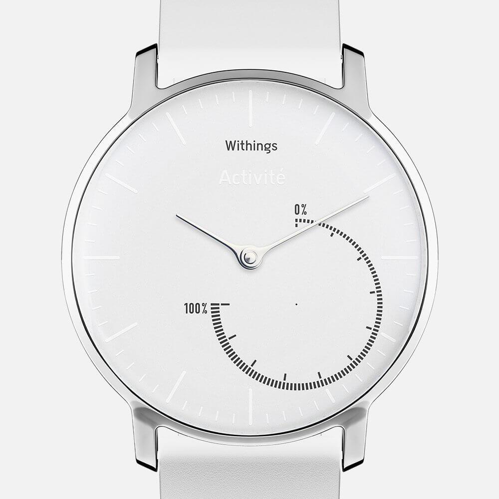 steel frontal white - Nokia compra Withings por $191 milhões para entrar no mercado de wearables