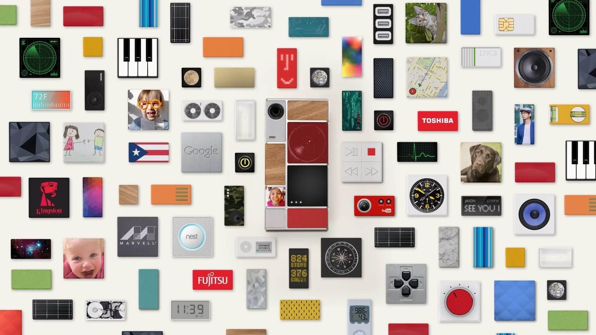 capa 4 - Google confirma volta do Projeto Ara e lançará smartphone modular de fabricação própria