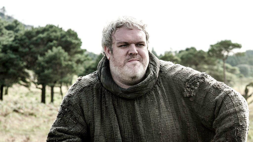 hodor grindcore - O que esperar de Game of Thrones hoje a noite?