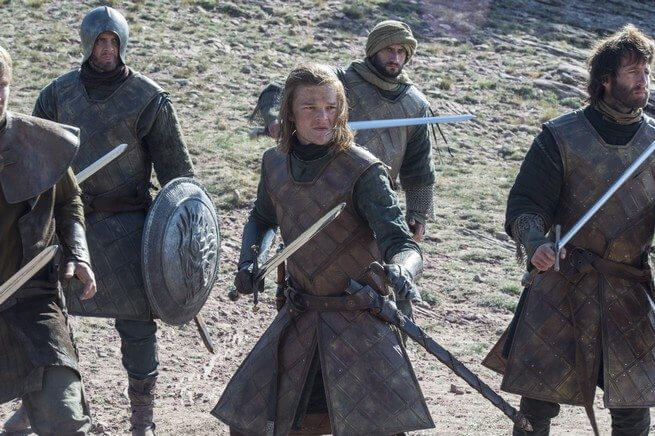 Ned Stark Game of Thrones S06E03