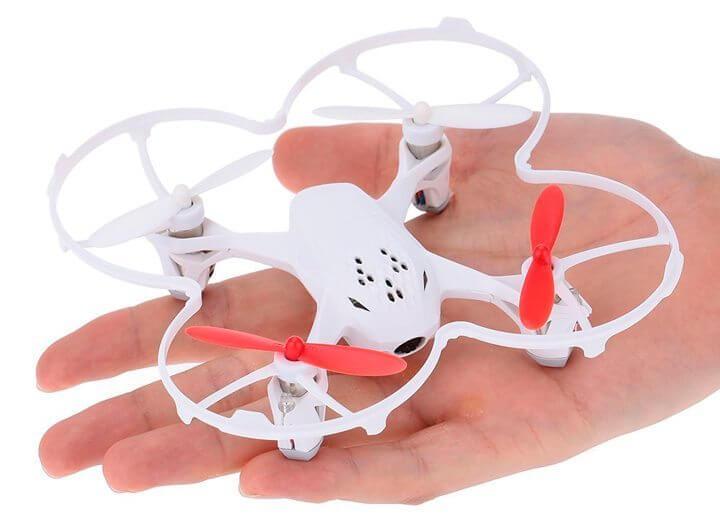 Drone-Hubsan-mini