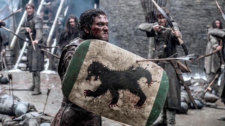 Jon Snow Game of Thrones S06E09 - Game of Thrones: 'Battle of the Bastards' foi melhor episódio da temporada