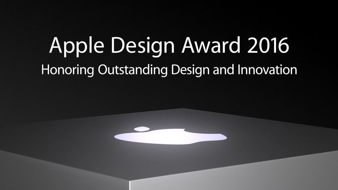 capa 1 - Apple Design Awards: confira a lista dos melhores aplicativos de 2016