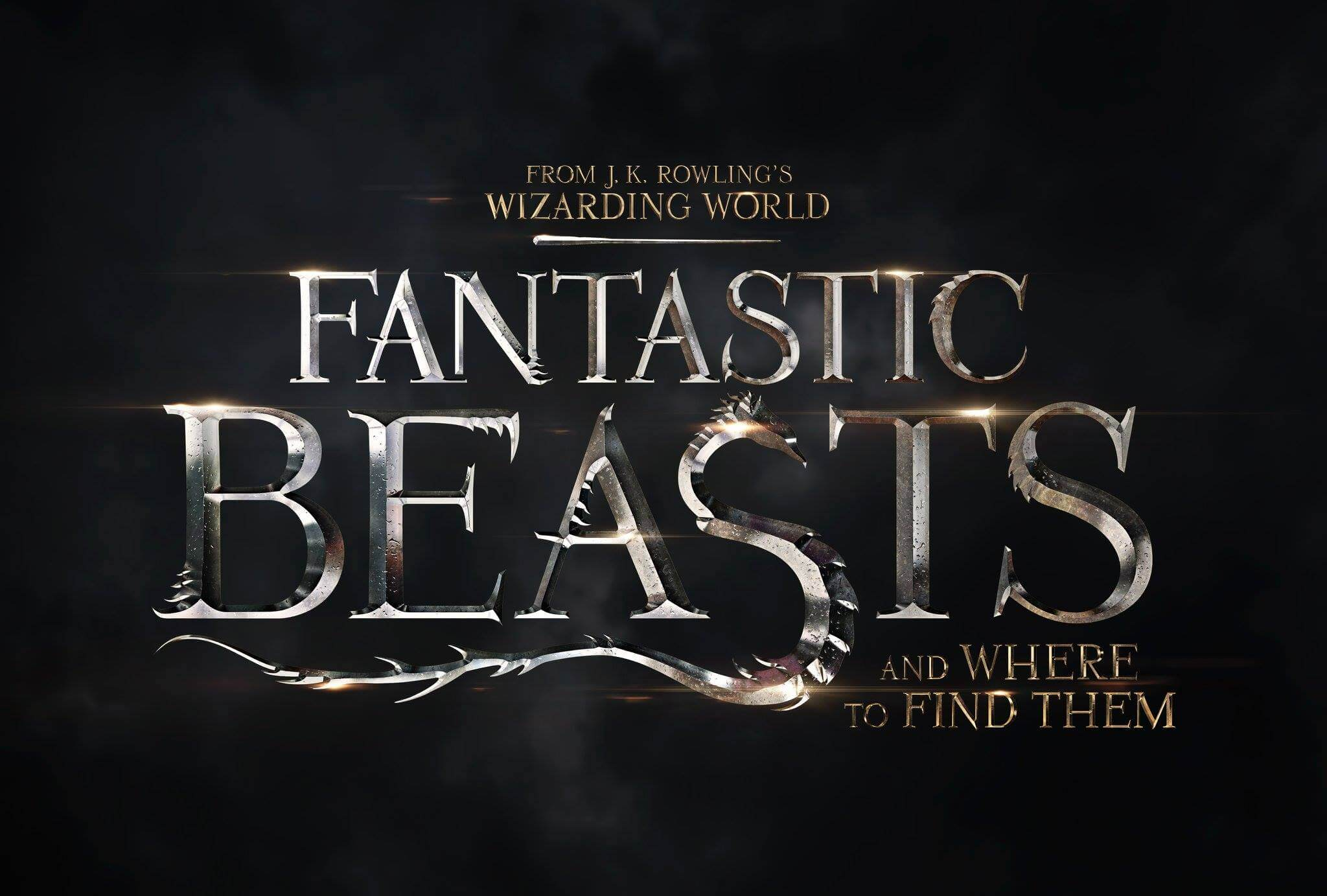Animais Fantásticos e Onde Habitam, o primeiro spin-off da saga do bruxo Harry Potter.