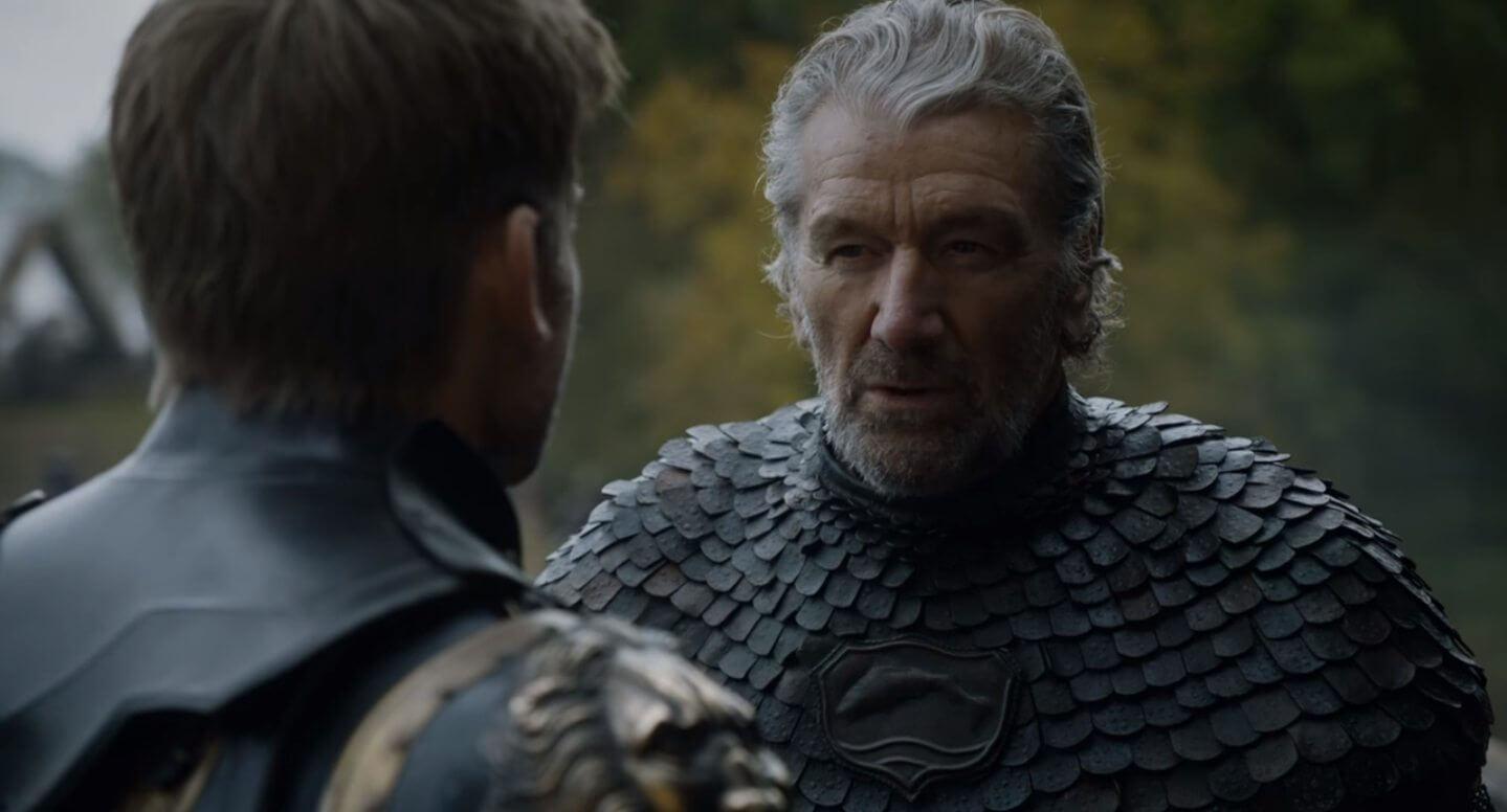 jaime e blackfish - O que esperar de Game of Thrones esta noite?