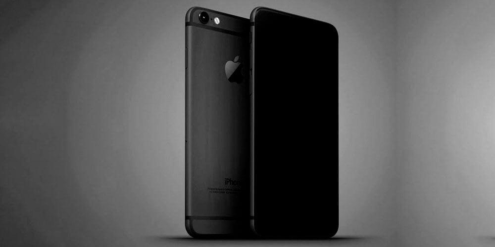 maxresdefault 1 - iPhone 7 pode ganhar cor mais escura