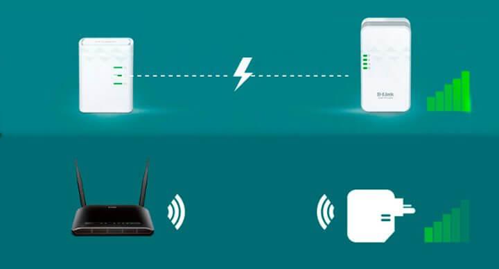 powerlines repetidores - Internet pela rede elétrica pode salvar a cobertura do Wi-Fi
