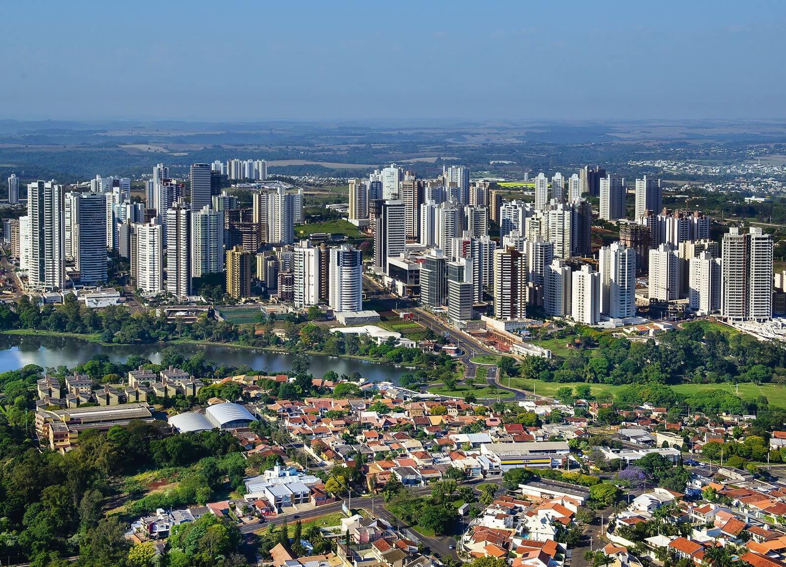 """Londrina terá a primeira """"avenida inteligente"""" do país"""