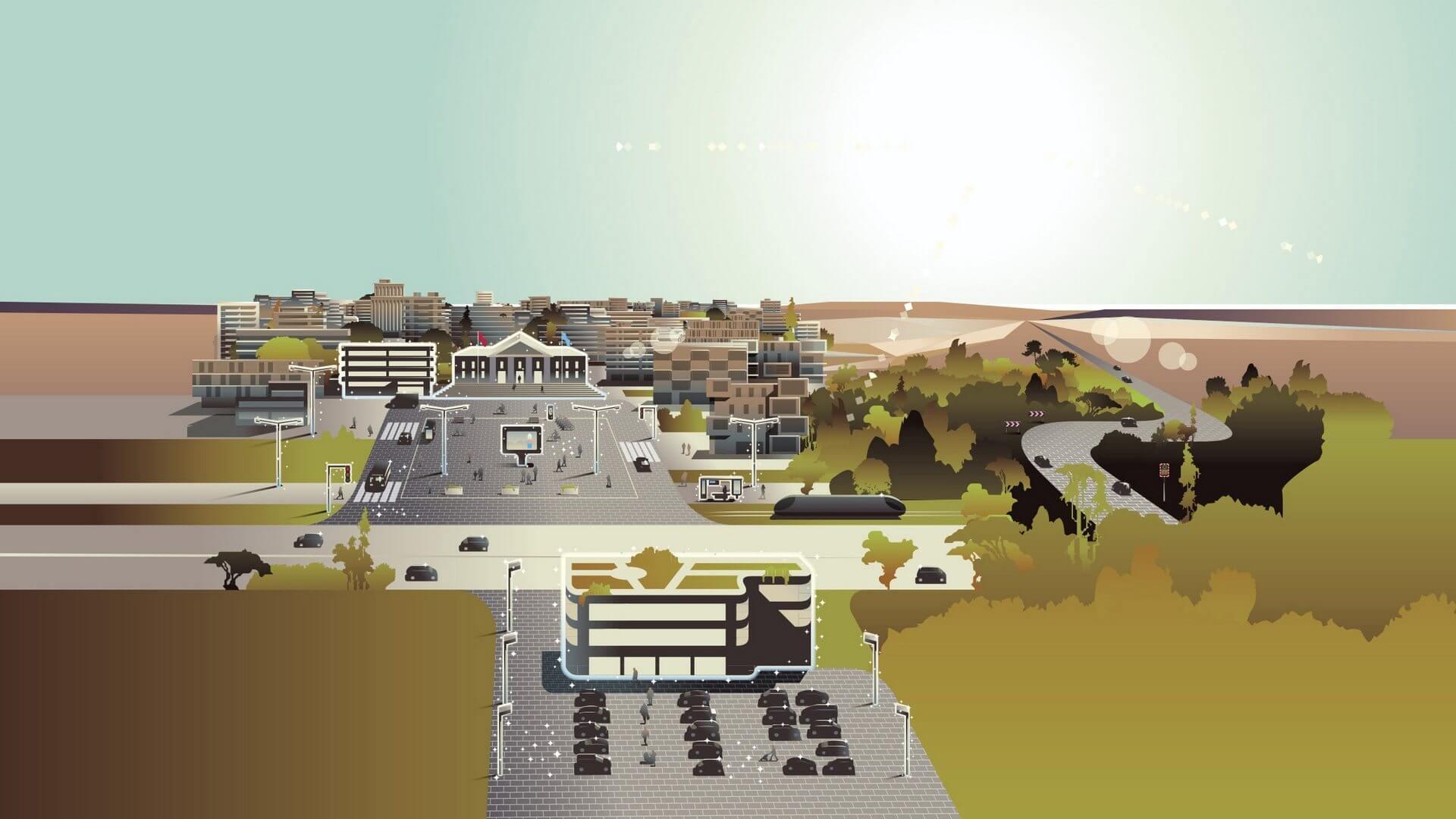 smt Wattway P0 - Nova tecnologia transforma ruas em painéis de energia solar