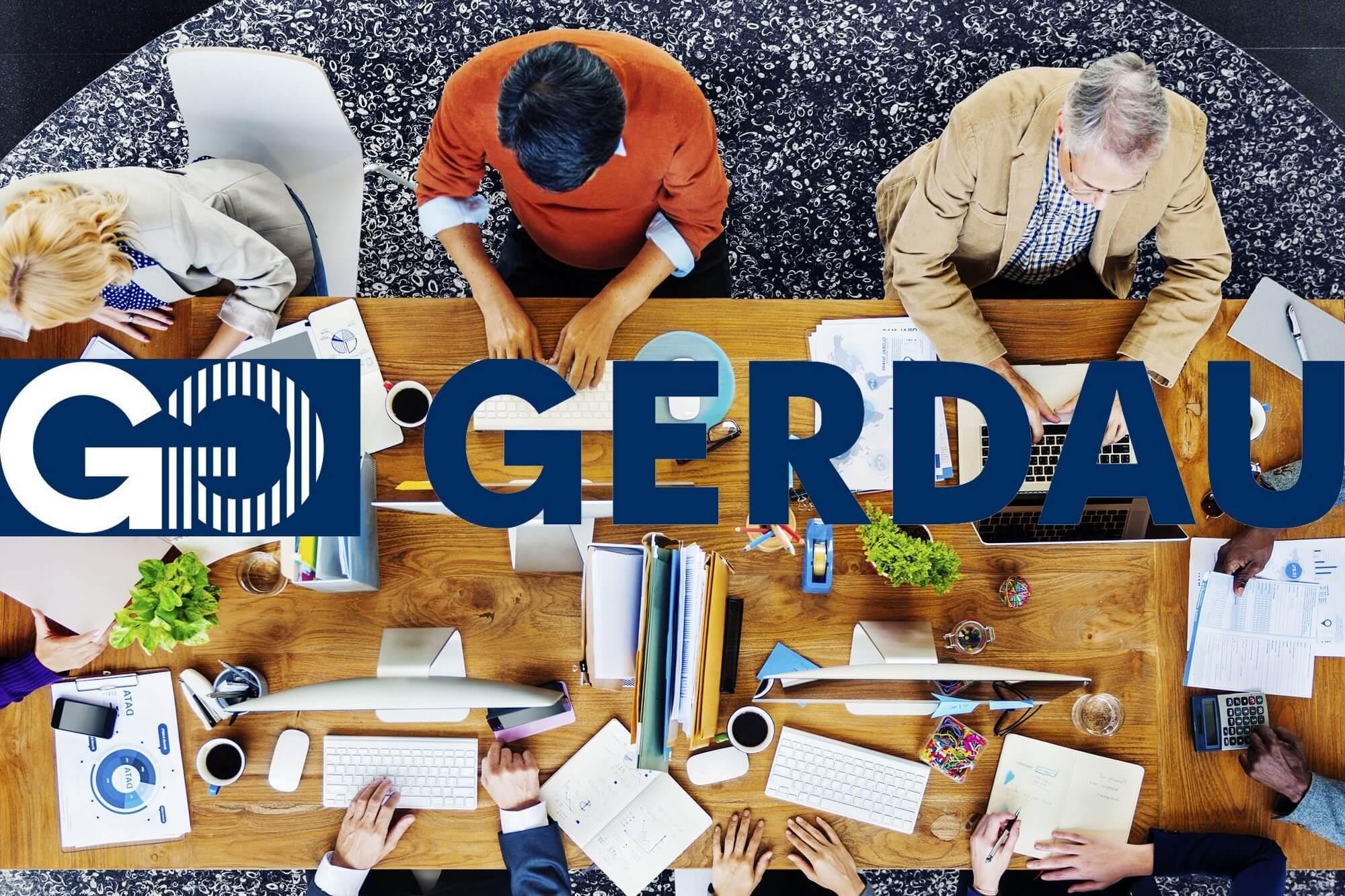smt gerdau capa - Gerdau realiza seu primeiro Hackathon em São Paulo