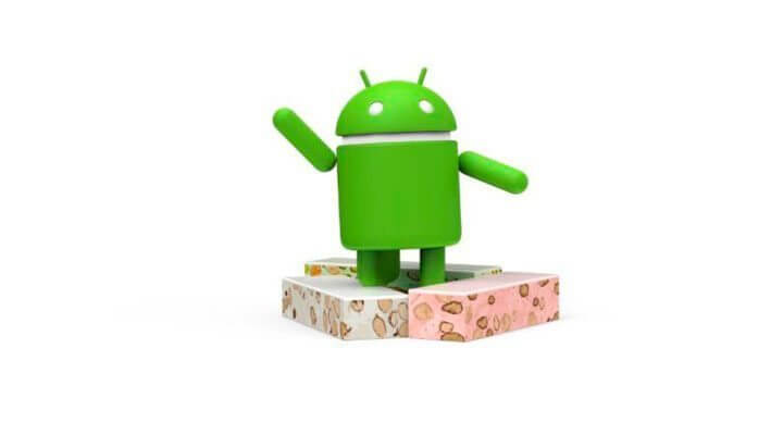 Android 7. 0 nougat preview