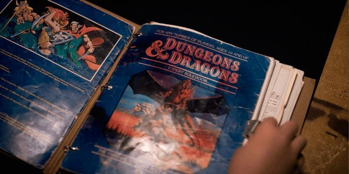 """Dungeons and Dragons capa stranger things - As 5 melhores referências que encontramos em """"Stranger Things"""""""