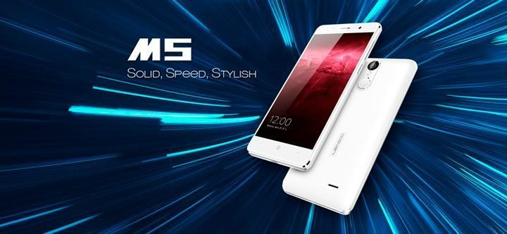 LEAGOO M5 Smartphone Android