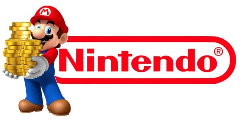 Nintendo está em festa