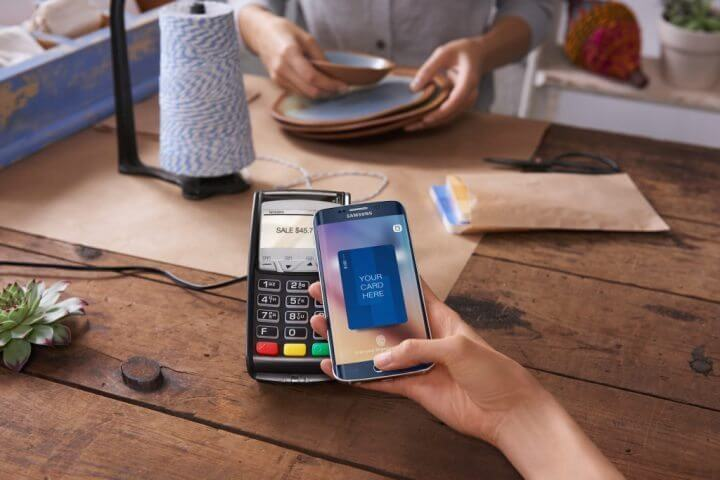 Samsung Pay Lifestyle Image