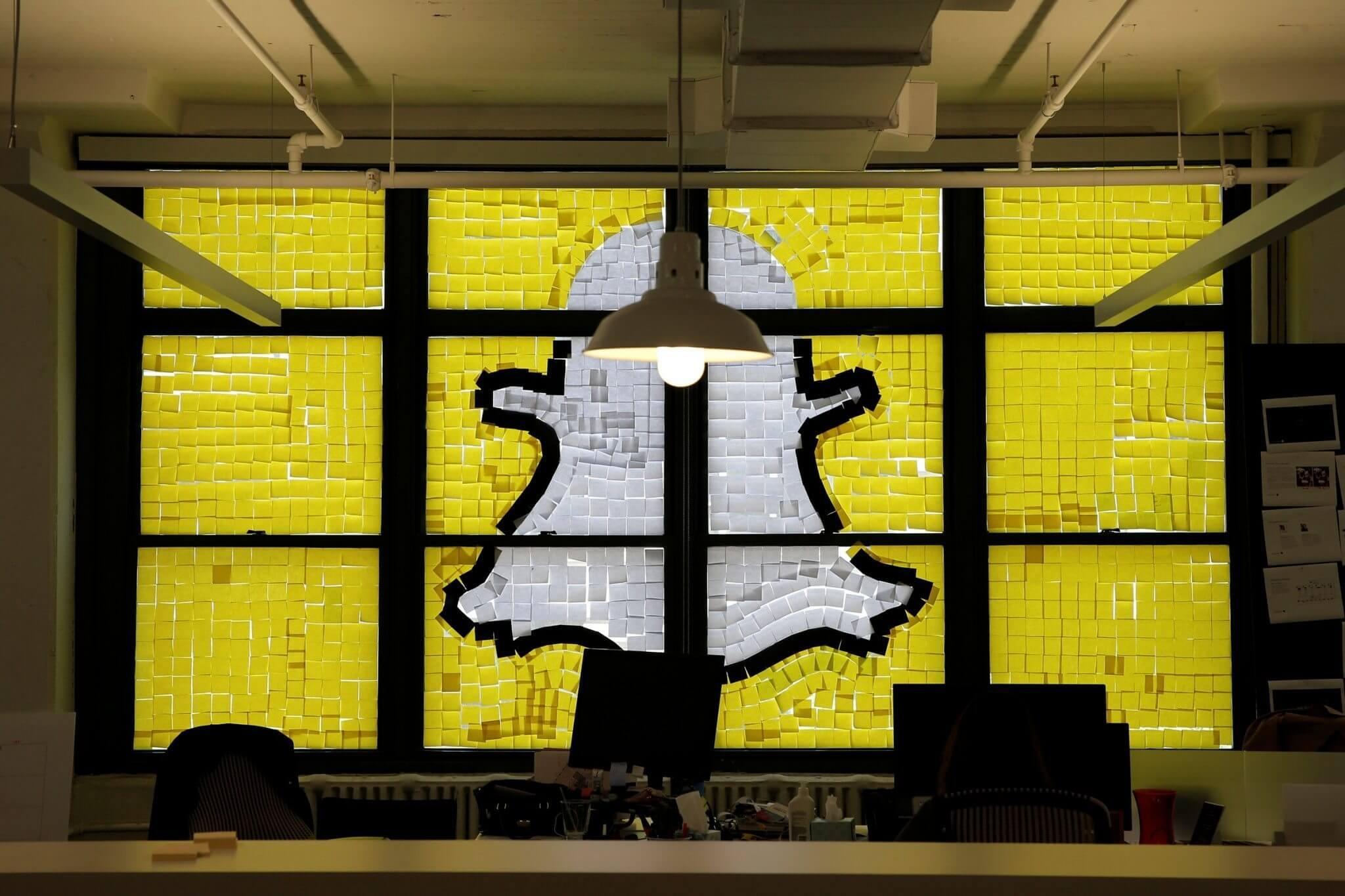 Snapchat processado