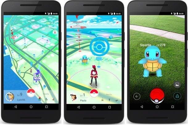 pokemongo0324 610 - Ações da Nintendo disparam com o sucesso de Pokémon Go