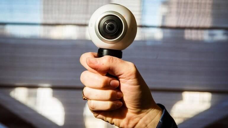samsung 360 gear 0219 002 - Review: Samsung Gear 360 te mostra o mundo de outra forma