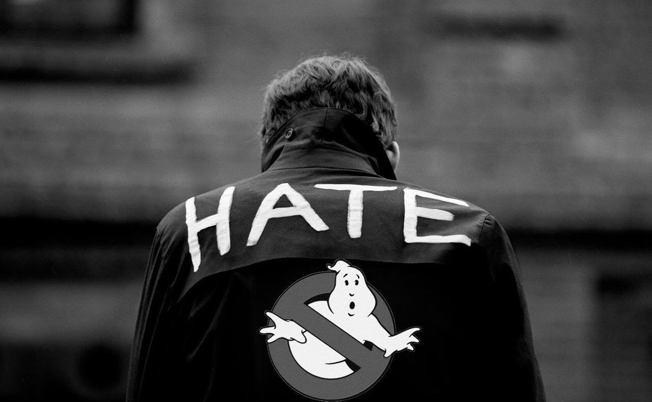 """smt HateGhostbuster capa2 - Não vi e não gostei: Nova versão de """"Os Caça-Fantasmas"""" atrai multidão de """"haters"""" antes da estreia"""