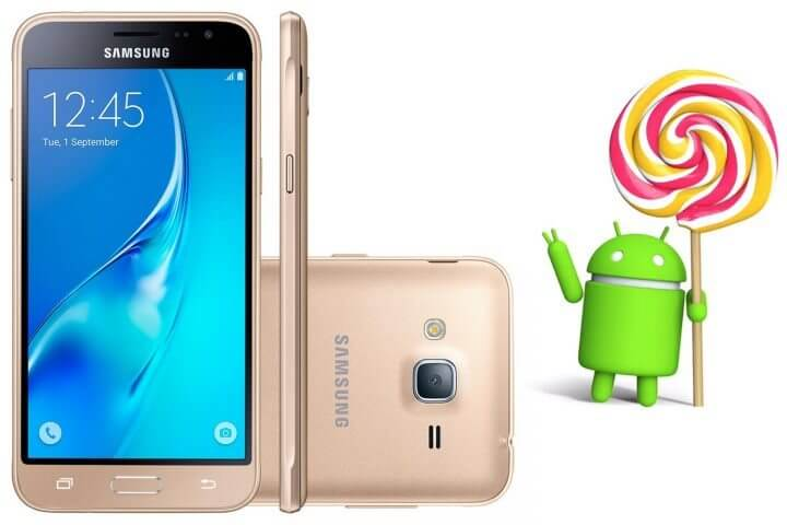Galaxy J3 - Android