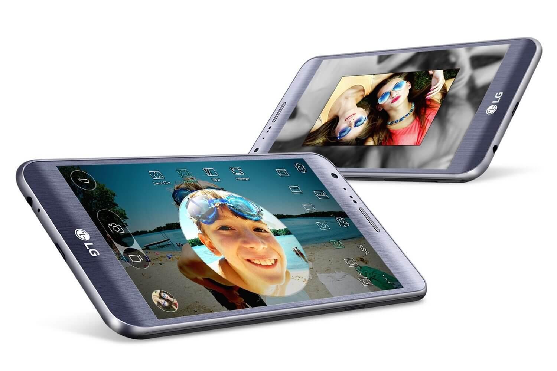 Linha X LG Xcam - LG X Cam: smartphone com câmera dupla de 120º chega ao Brasil