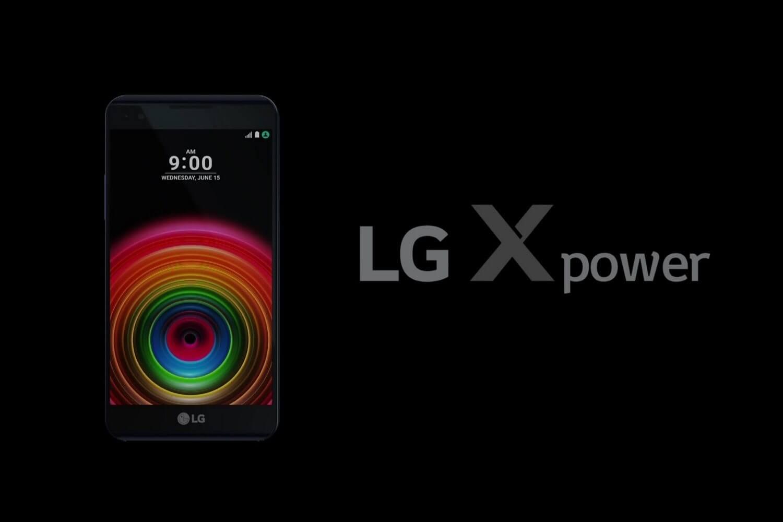 Linha X LG Xpower - LG expande seu portfólio de aparelhos intermediários com o lançamento da linha X no Brasil
