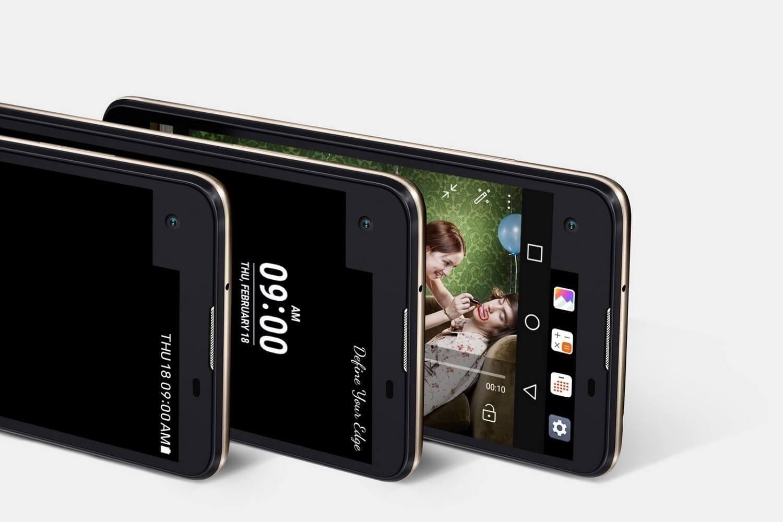 Linha X LG Xscreen - LG expande seu portfólio de aparelhos intermediários com o lançamento da linha X no Brasil