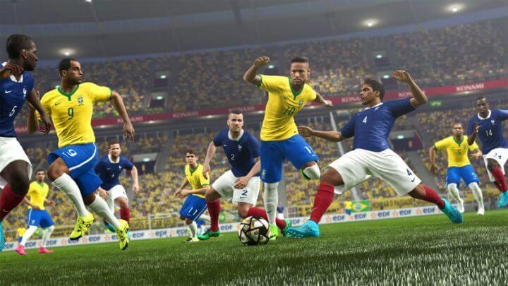 Pro Evolution Soccer 2016 PES