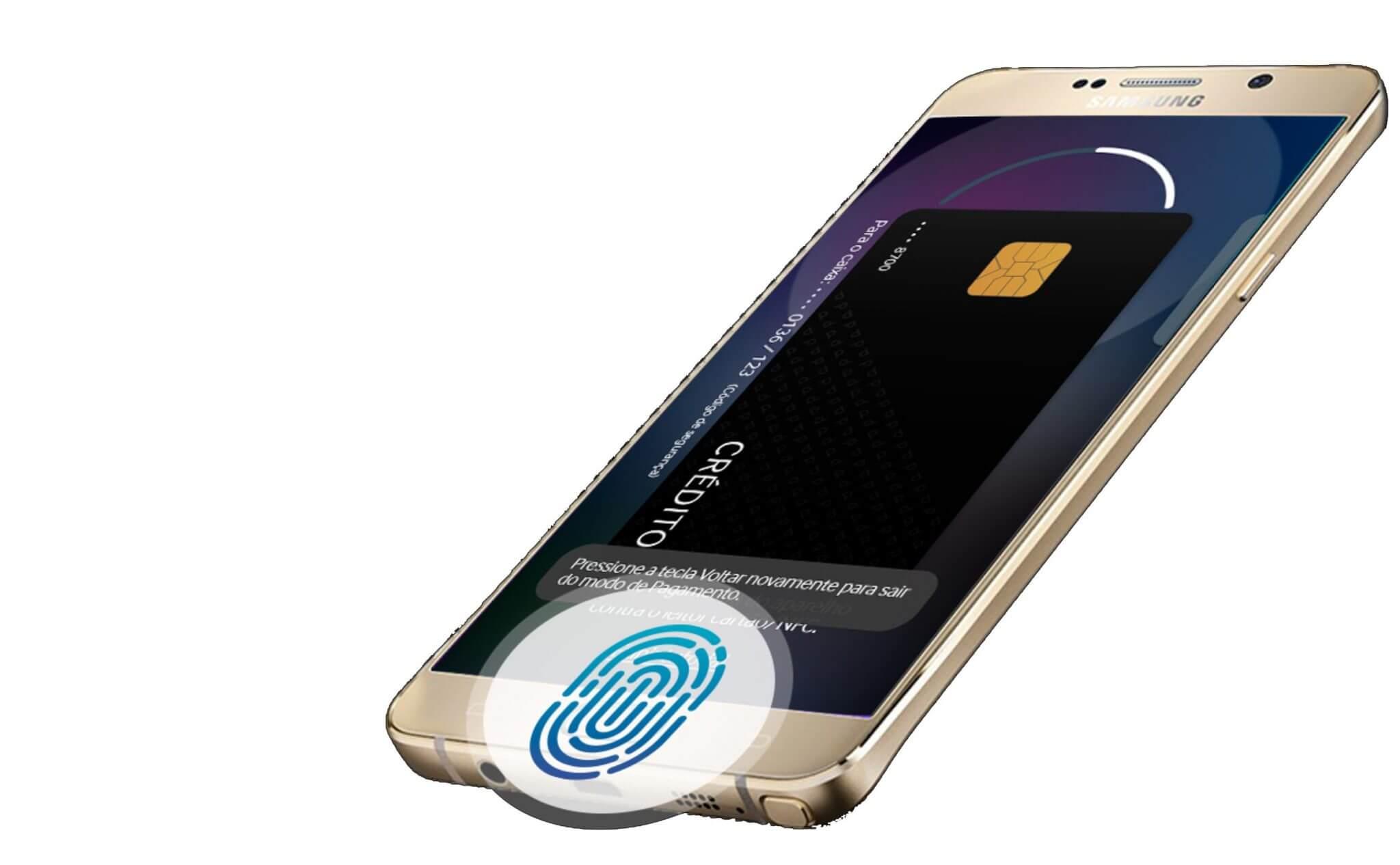 Samsung BR Samsung Pay digital