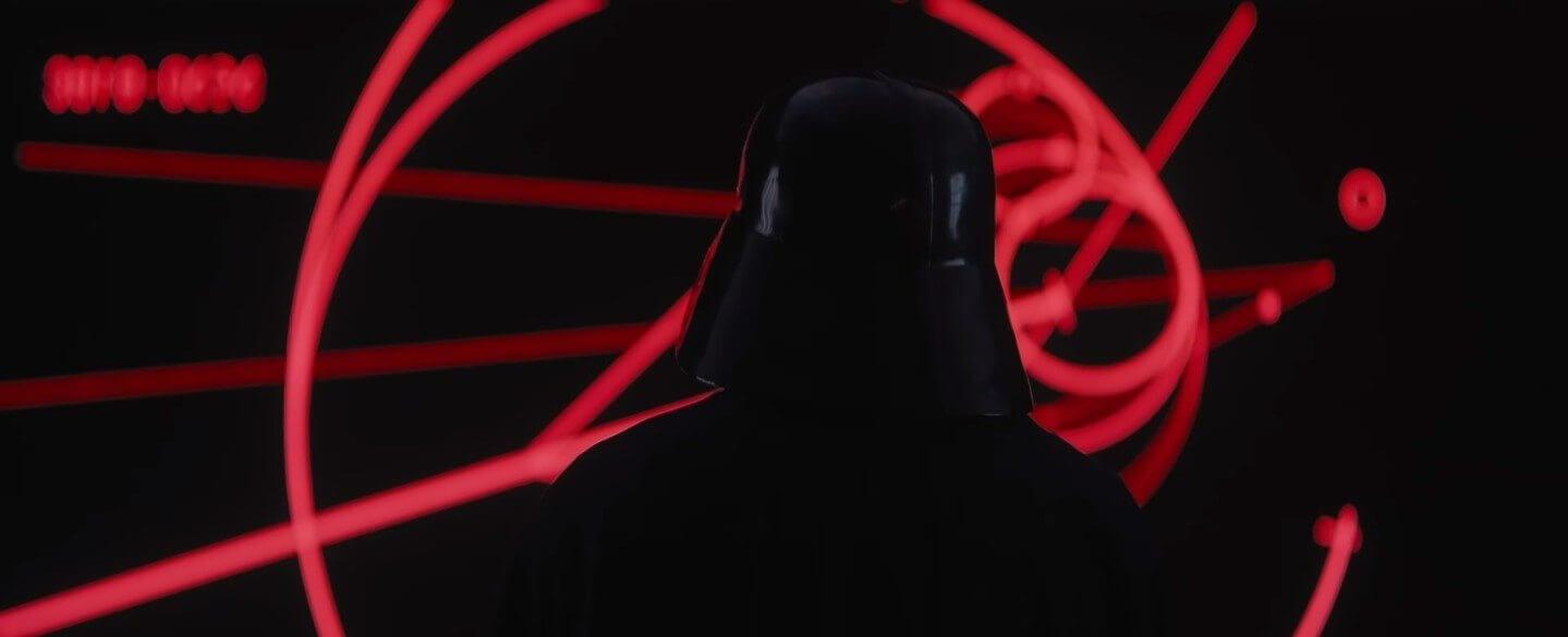 Screenshot 2 - Novo trailer de Rogue One: Uma História Star Wars traz Darth Vader