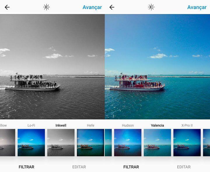 A mesma foto com os dois filtros aplicados (Foto: Reprodução/Julian Leno)