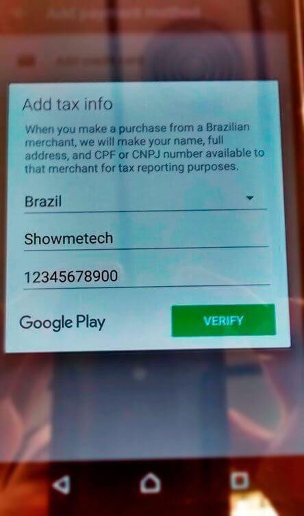 Tutorial: como ativar créditos do Google Opinion Rewards sem cartão de crédito