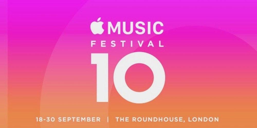Apple Music Festival deste ano já tem data revelada