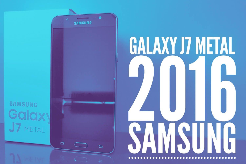 Galaxy J7 Metal - Análise do Galaxy J7 Metal, o intermediário estiloso da Samsung
