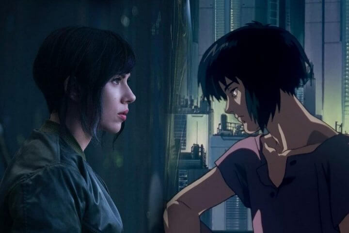 Ghost in the Shell será estrelado por Scarlett Johansson