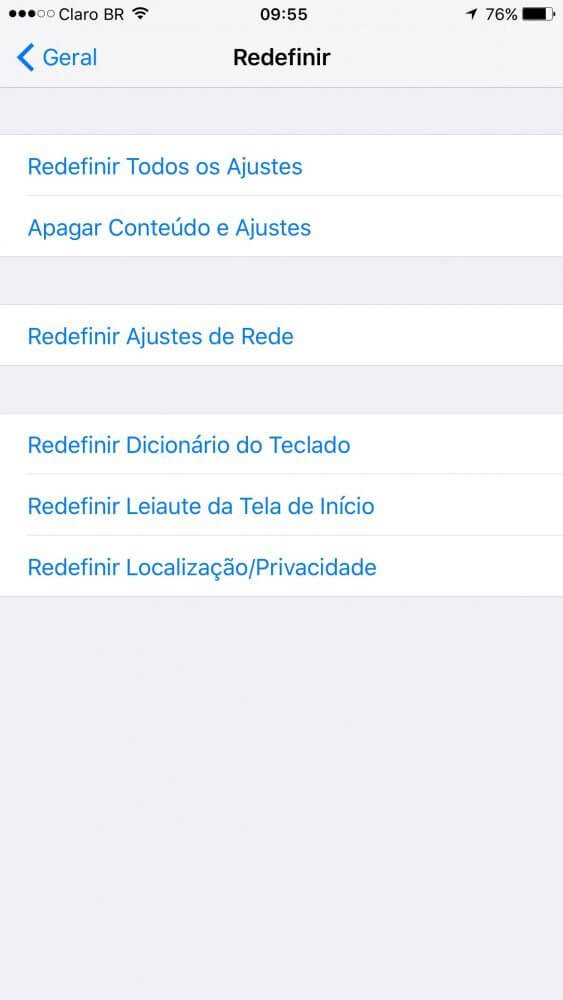 Tutorial: Como apagar todos os dados do iPhone