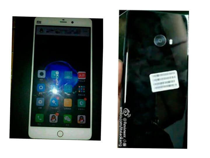 Imagens Xiaomi Mi 5s 720x540 - Xiaomi Mi 5s aparece em teaser e confirma design e leitor de digitais na tela