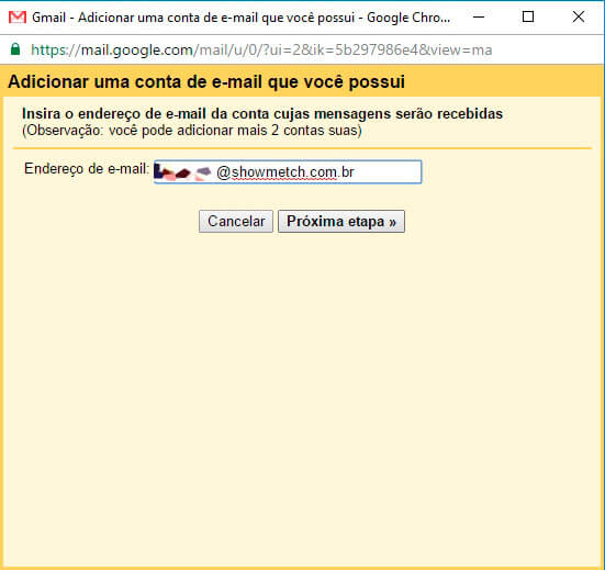 email gmail - Tutorial: como configurar seu e-mail no Gmail