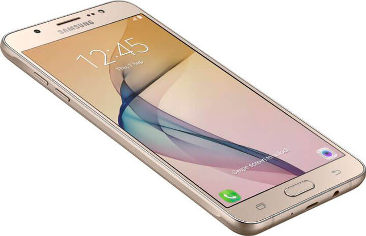 Smartphone Samsung Galaxy On8 branco
