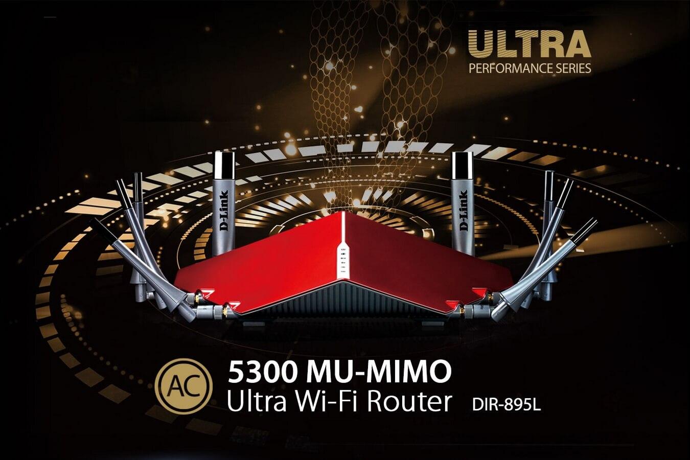 "DIR 895L Capa - Roteador DIR-895L da D-Link é a ""Escolha do Editor"" da PC Mag"