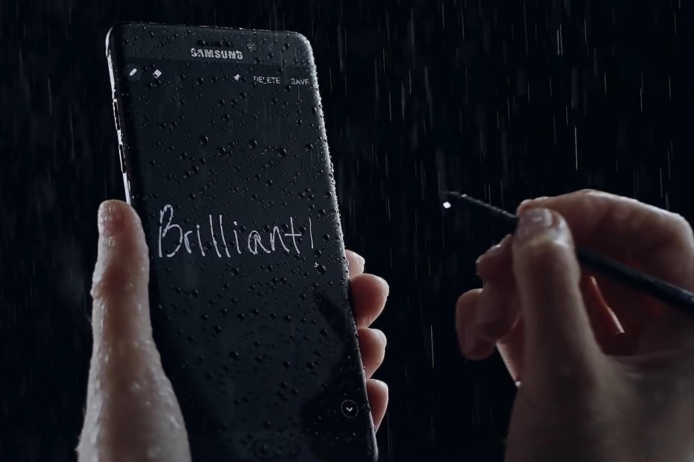 Galaxy Note 7 Capa - Livre das explosões, Note7 brilha nas vendas