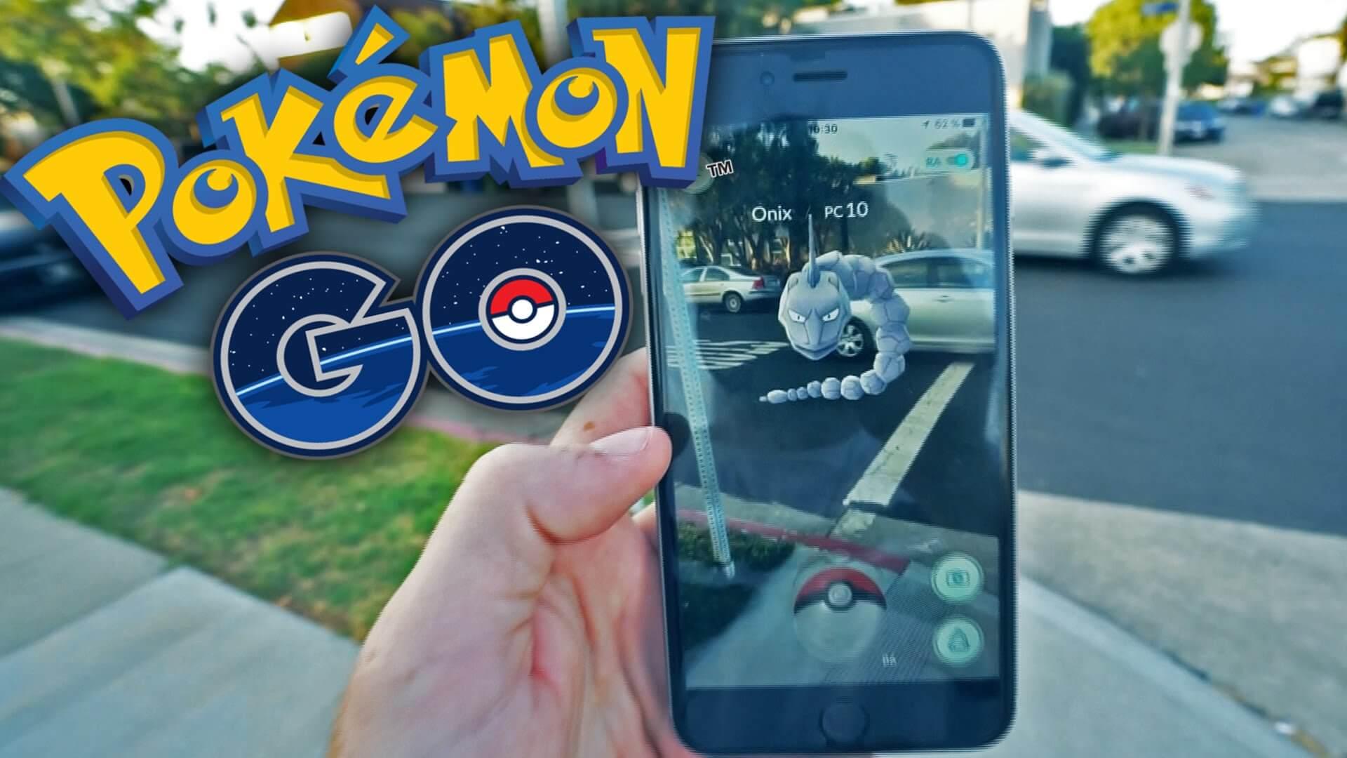 Pokémon Go recebe novidades em ginásios e capturas