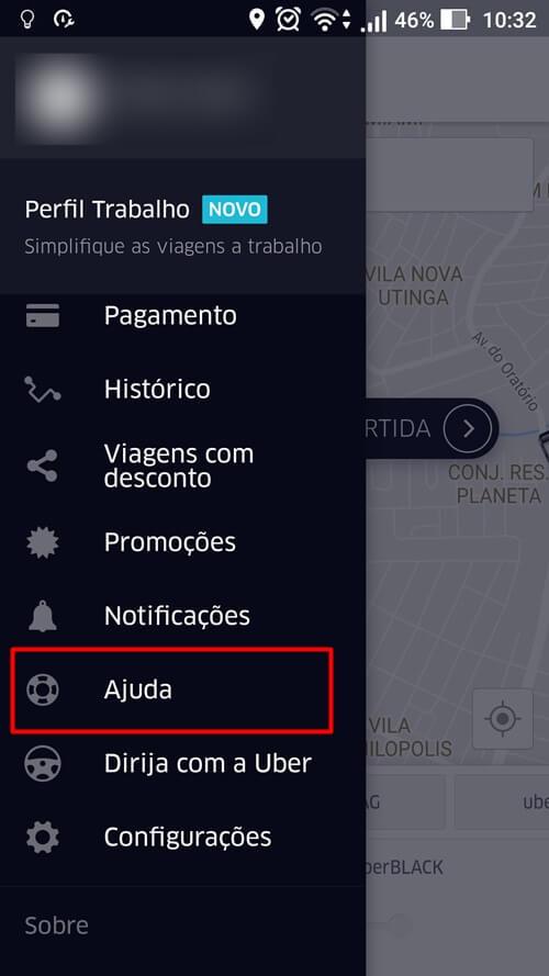 Screenshot 20161025 103241 - Tutorial: como descobrir a sua avaliação de passageiro no Uber