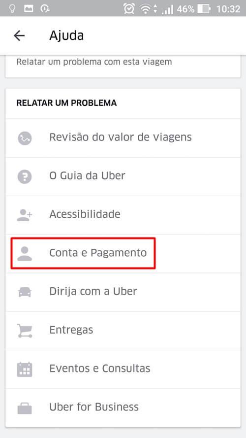 Screenshot 20161025 103253 - Tutorial: como descobrir a sua avaliação de passageiro no Uber