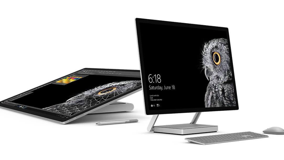 Surface Studio Overview 2 HeroFullBleed V3 - Conheça o Surface Studio, o all-in-one dos criadores de conteúdo
