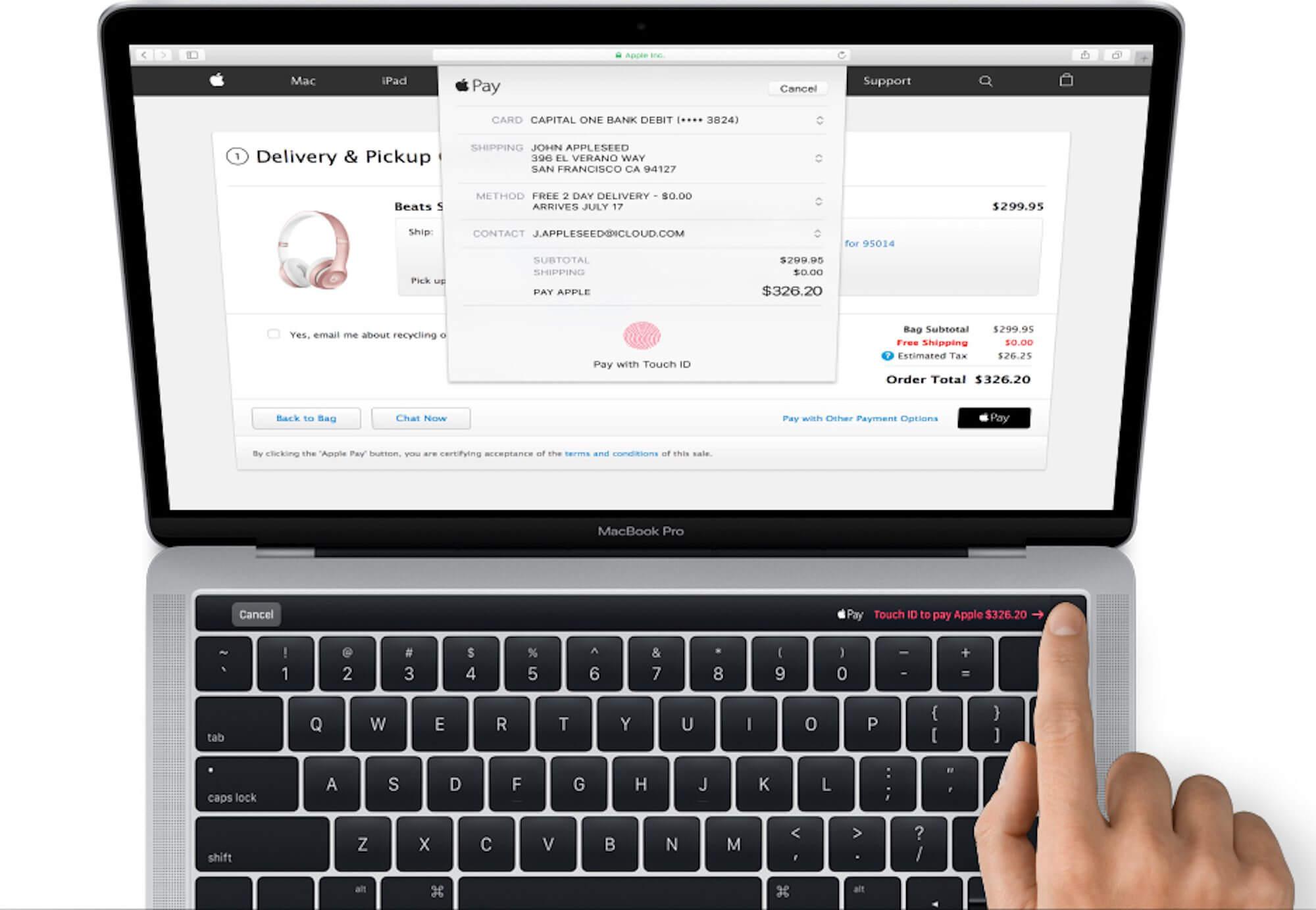 De novo, Apple? Veja a imagem vazada do novo MacBook Pro